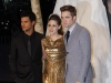 Taylor Lautner, Kristen Stewart, Robert Pattinson, Premiere von Twilight: Breaking Dawn Teil 2, Berlin, RED CARPET REPORTS
