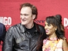Quentin Tarantino, Kerry Washington, DJANGO Premiere, Berlin, RED CARPET REPORTS, Sony Center