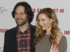 Leslie Mann, Paul Rudd, IMMER ÄRGER MIT 40, PhotoCall Berlin, RED CARPET REPORTS