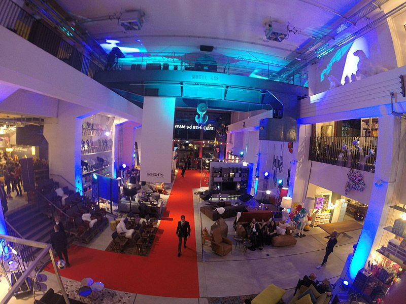 Pre opening von insights by mayk azzato im kare for Kare drygalski allee