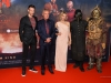 Udo Kier, Vladimir Burlakov, Julia Dietze, IRON SKY - The Coming Race Premiere in Berlin