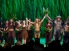 Premiere vom Musical Tarzan im Stage Apollo Theater in Stuttgart am 21.11. 2013.