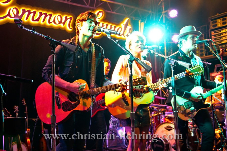 The Common Linnets Tour