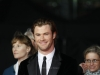 """Thor – The Dark Kingdom"", Premiere, Chris Hemsworth, Natalie Portman, Tom Hiddleston, Sony Center"