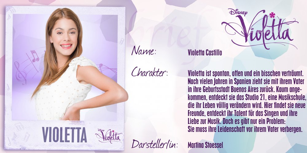 violetta der brandneue disney channel hit redcarpet reports. Black Bedroom Furniture Sets. Home Design Ideas