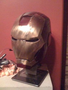 Iron Man - Mark 3 Helm