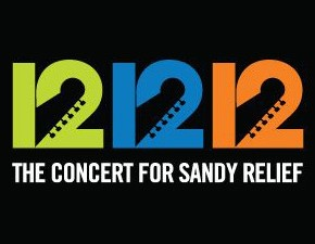 121212 Concert for Sandy Relief