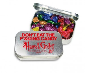 DON´T EAT THE F*&@ING CANDY