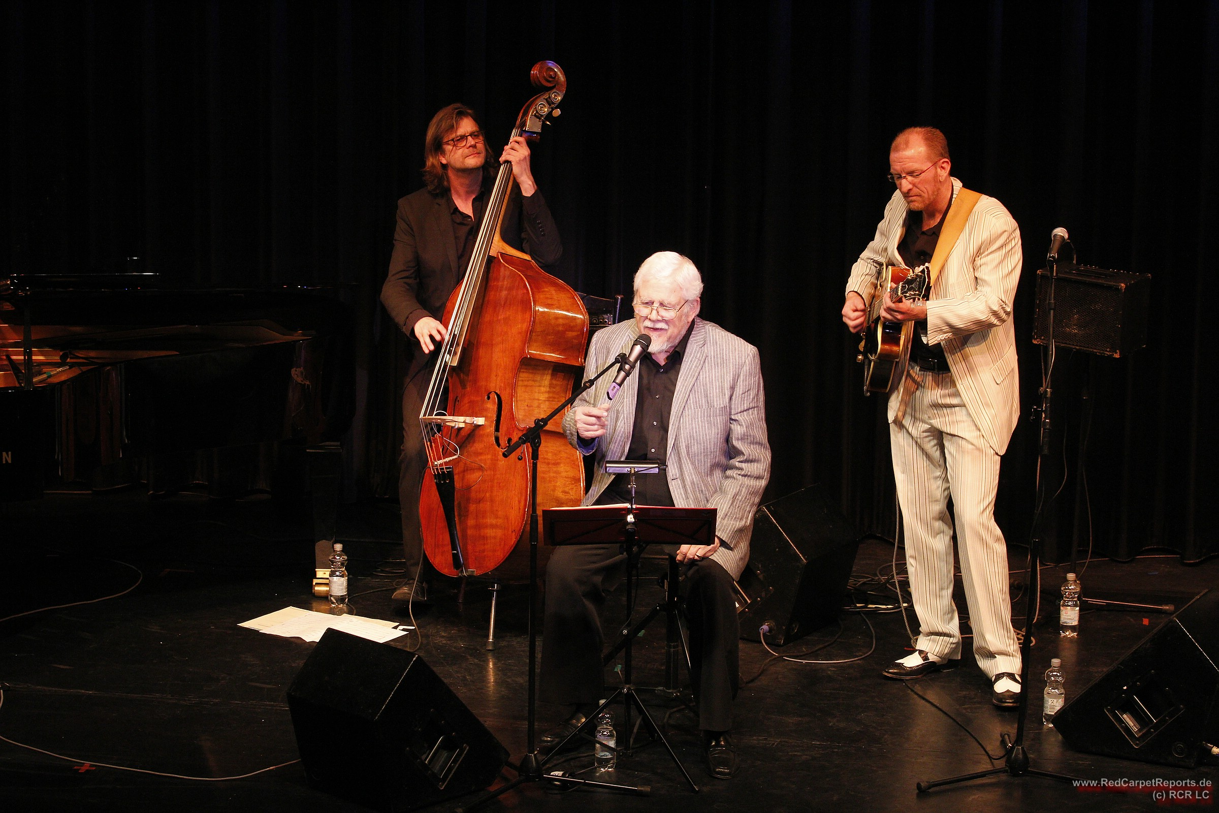 "BILL RAMSEY & JÖRG SEIDEL TRIO (Jazz)  ""A Tribute To The Coles: Nat King Cole & Cole Porter"""