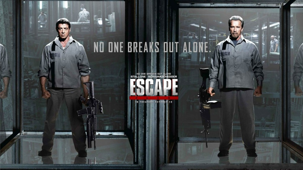 ESCAPE PLAN ab 7. November 2013 im Kino