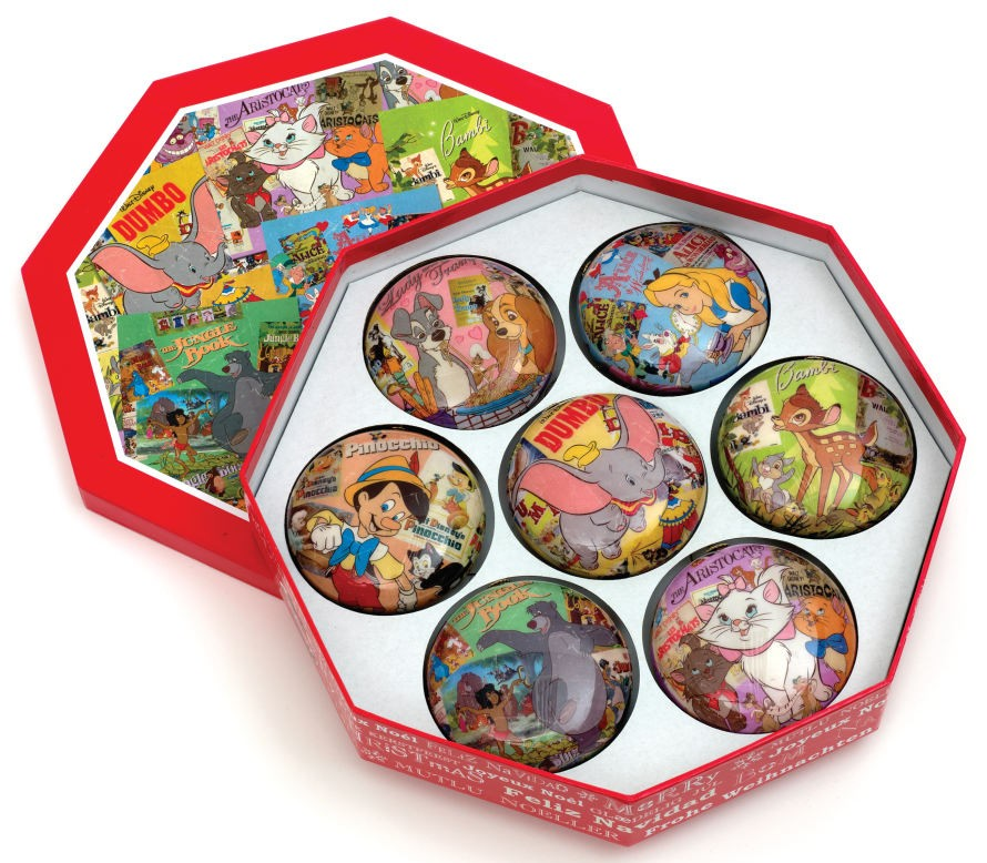7 Pack World of Disney Vintage Baubles_screen