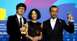 THE AWARD WINNERS - 64. Berlinale, Berlin, 15.02.2014, PRESS CONFERENCE