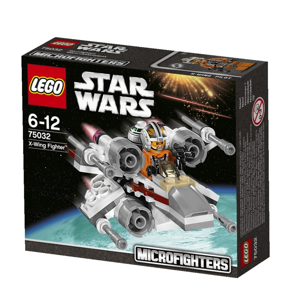 75032_X-Wing Fighter_TM_Packung