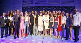 Premiere von DIRTY DANCING im Admiralspalast in Berlin