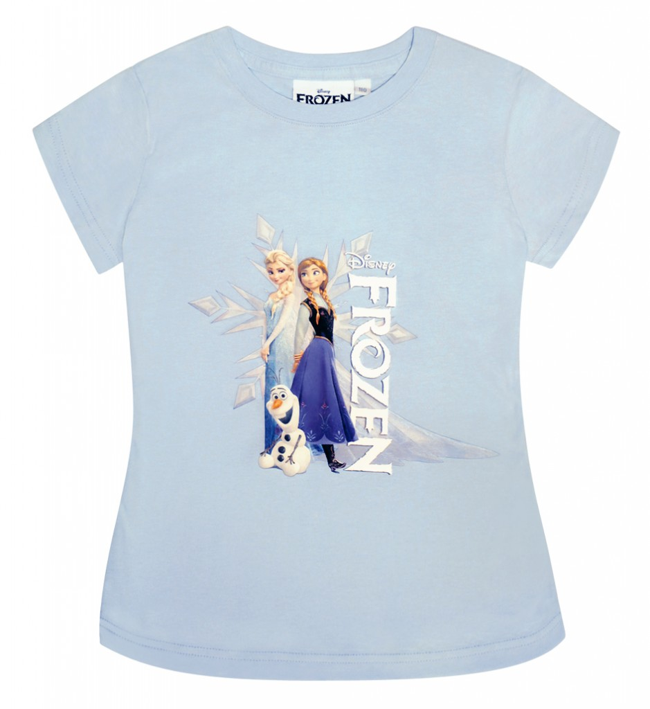Frozen_Girls_T-shirt