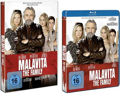 malavita � the family ab 11 april 2014 auf dvd und blu