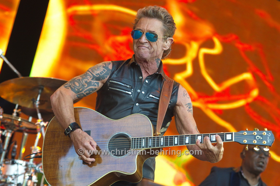 """Peter Maffay"", Konzert in der Kindl Buehne Wuhlheide in Berlin, 09.06.2015"