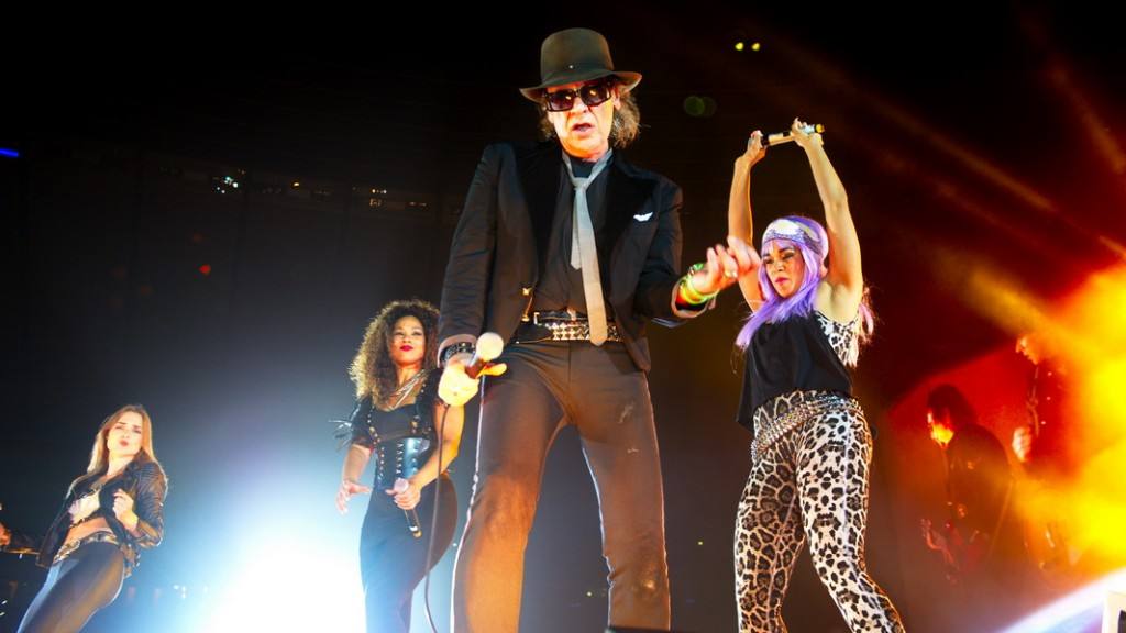 """UDO LINDENBERG"", Konzert im Olympiastadion, Berlin, 14.07.2015 in Berlin, Germany, (Photo: Christian Behring, www.christian-behring.com)"