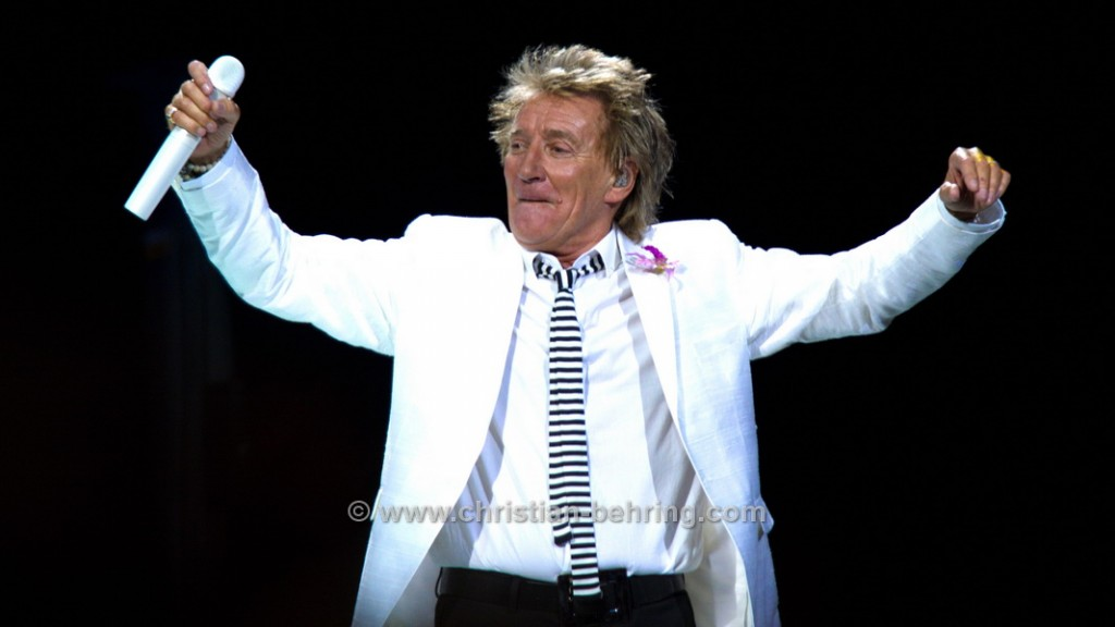 Rod Stewart, o2 World, Berlin, 24.06.2014, Konzert