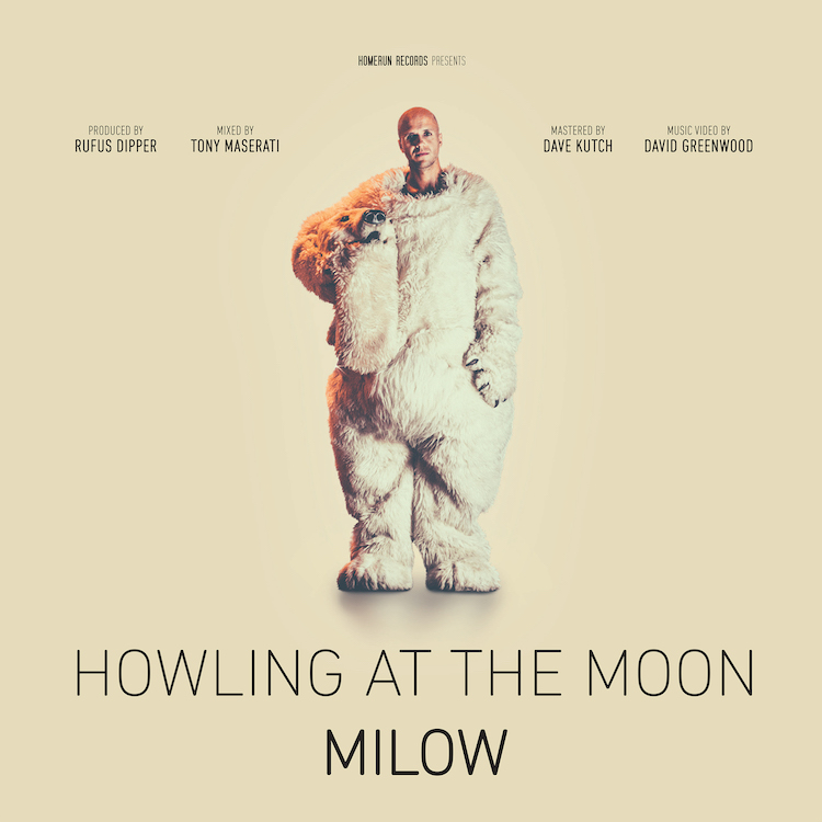milow_howling_singlecover_750