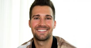 """James Maslow"", Portrait, Radisson Blu Hotel, Berlin, 13.03.2017"