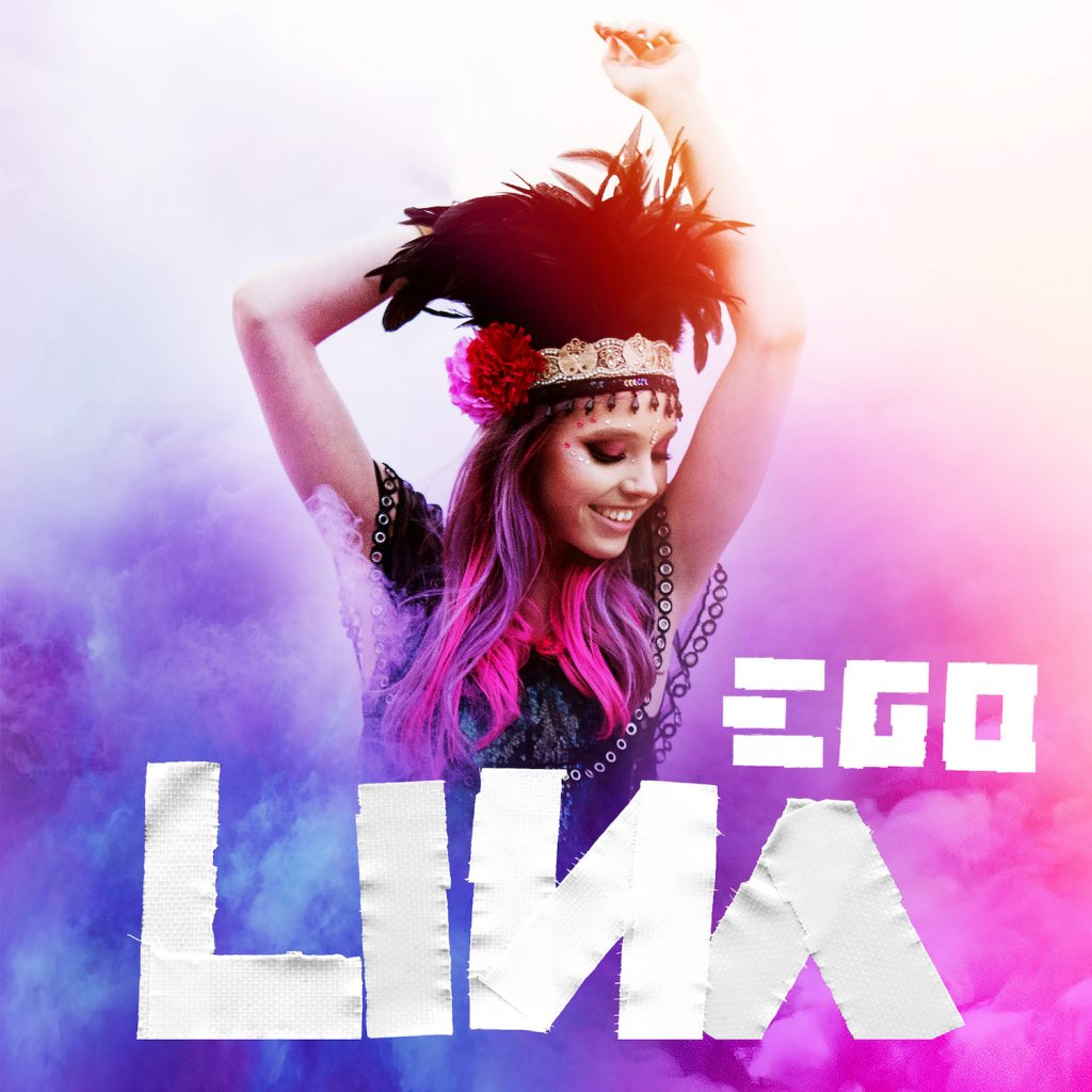 LINA, EGO, Album-Cover, 2017
