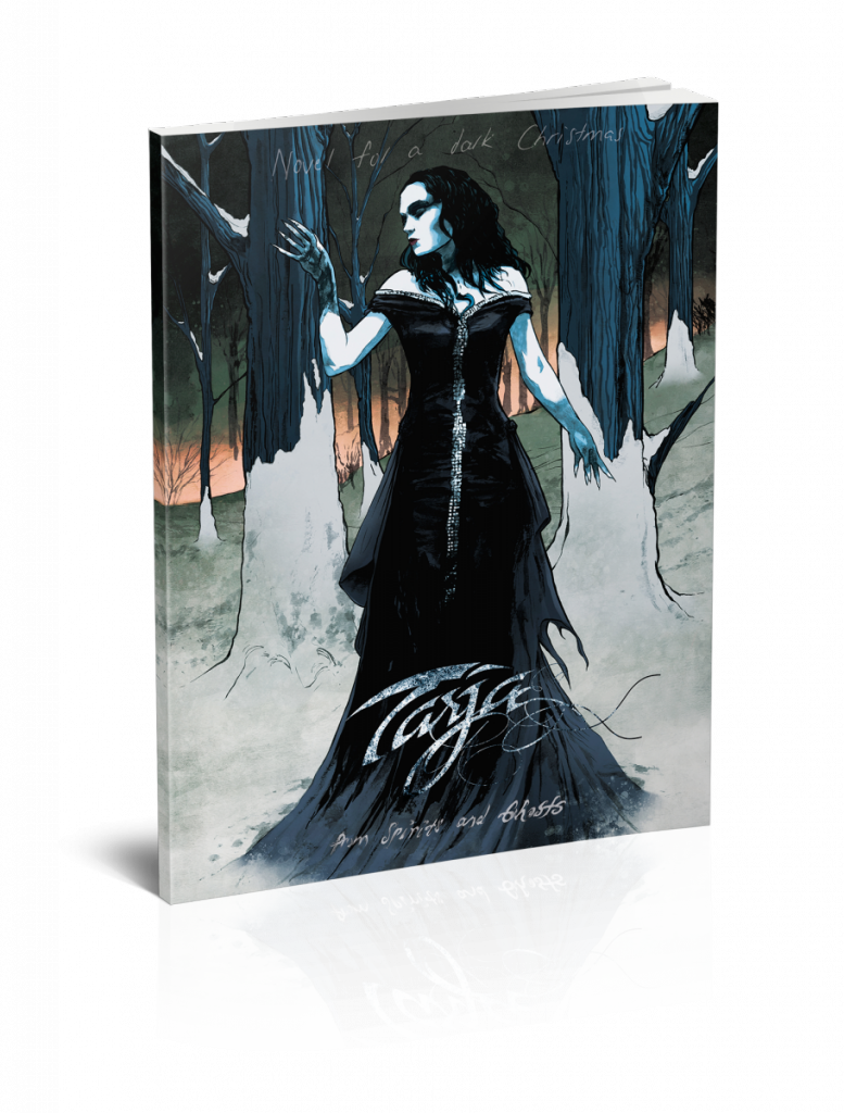 Tarja, Novel, For_A_Dark_Christmas, graphic_novel_cover_3D