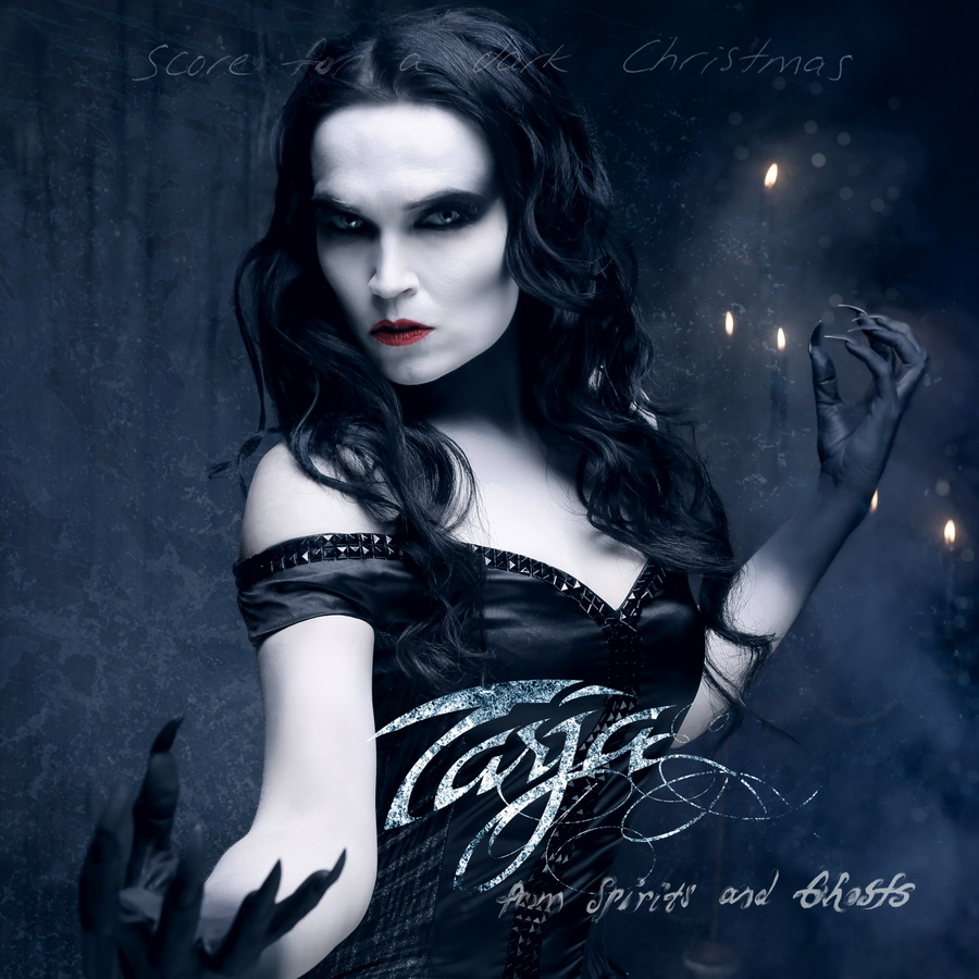 tarja, from spirits and ghosts, cd_cover