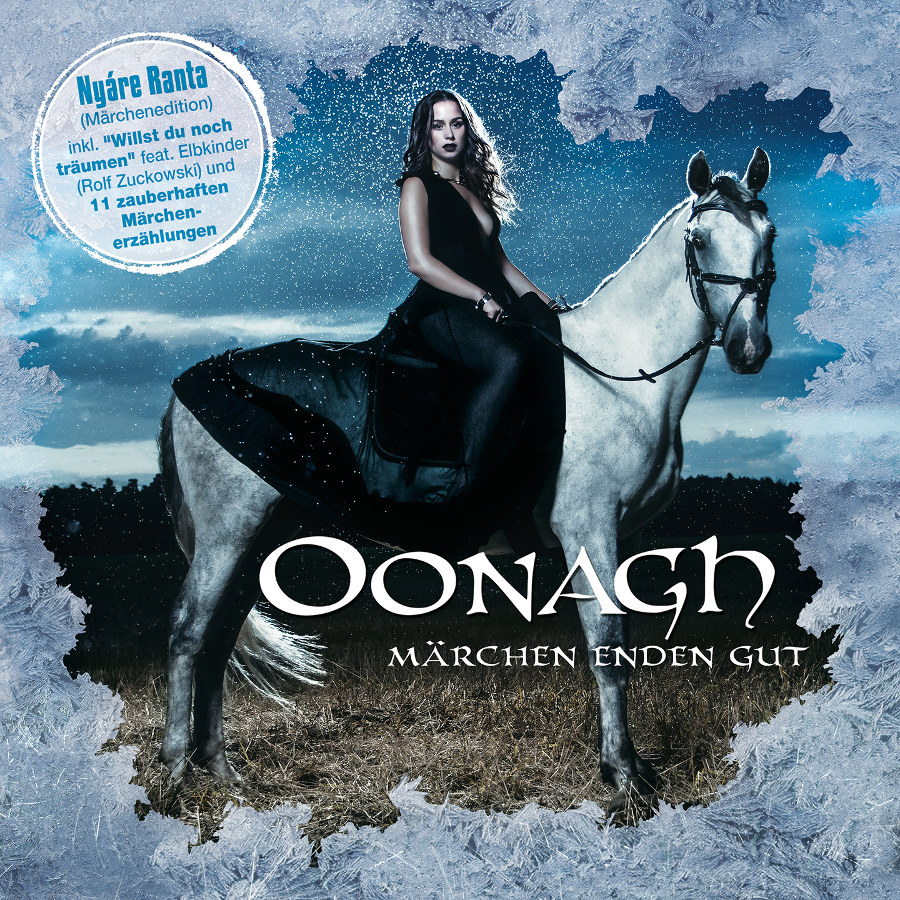 enden gut - Nyáre Ranta - Märchenedition, 2 CD, Coverfoto, Oonagh