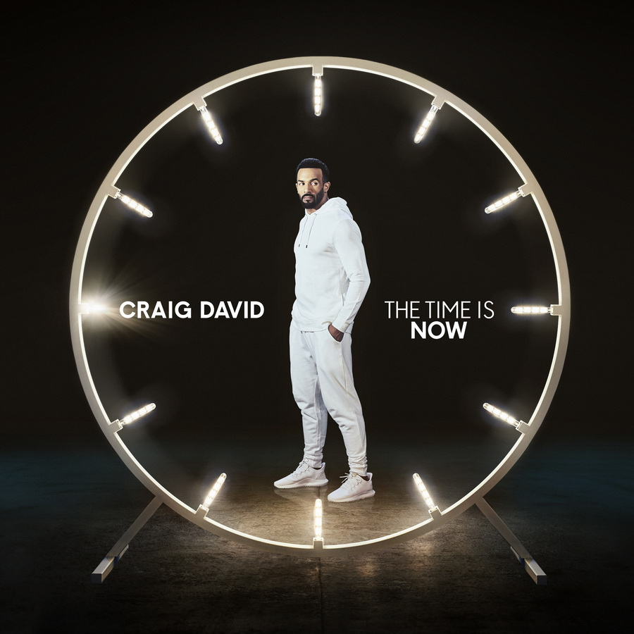 Craig David, Cover The Time Is Now