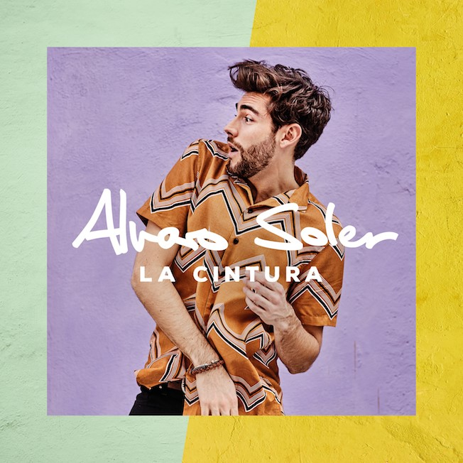 alvaro Soler, la cintura, single, cover