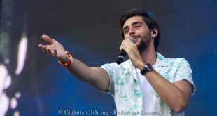 """Alvaro Soler"", STARS FOR FREE in der Wulheide, Berlin, 18.08.2018"