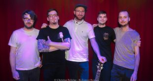 """NO KING NO CROWN"", Konzert, Provatclub, Berlin, 17.02.2019"