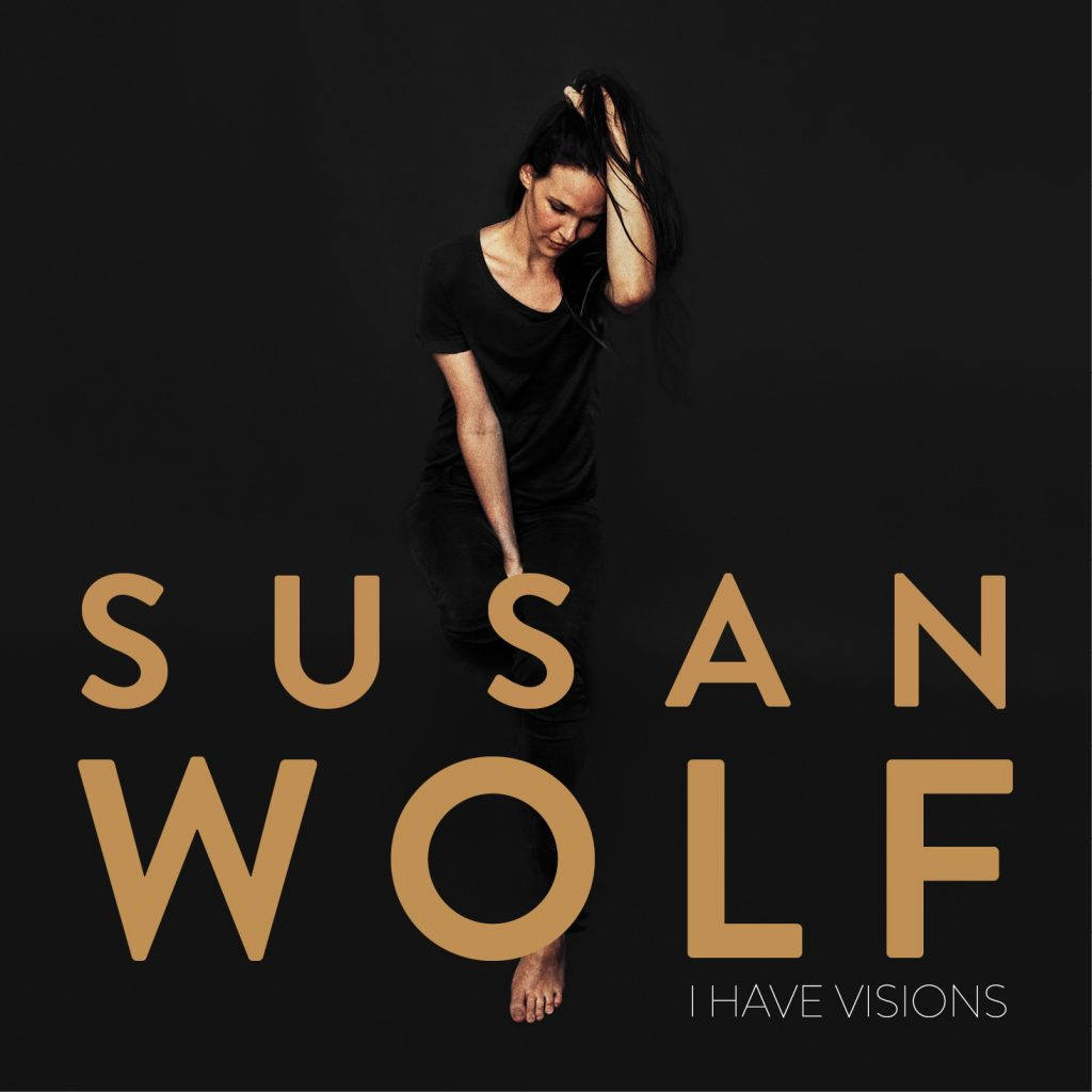 Susan Wolf, I Have Visions, Covermotiv