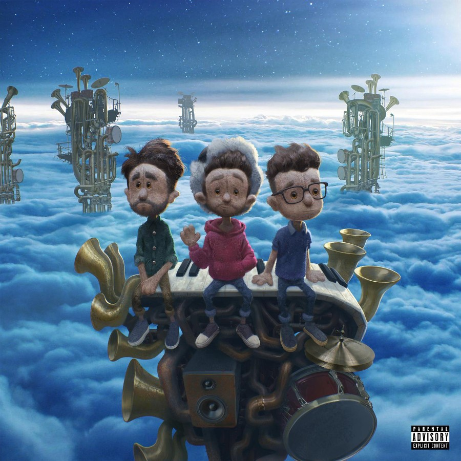 ajr, album, cover, 2019