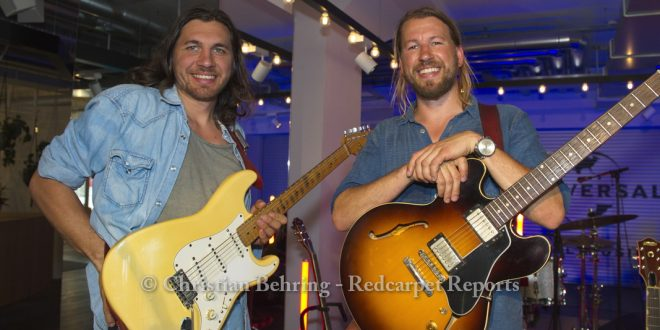 """TESKEY BROTHERS"", Showcase, Universal Music, Berlin, 11.07.2019"